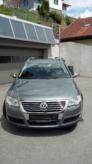 VW Passat Highline -