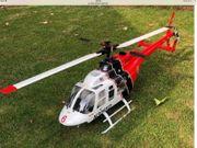 Vario Long-Ranger Hubschrauber methanol