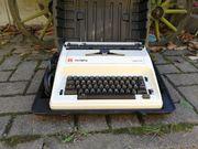 Elektrische Schreibmaschine Olympia,