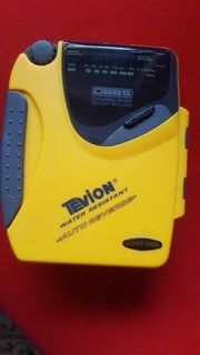Stereo Cassettenplayer