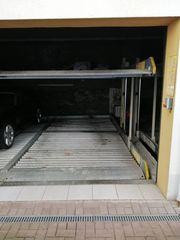 Duplex Garage für Dauermieter
