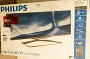 LED-Fernseher Philips 8000 Series Ultraflacher