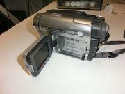 Sony Handycam DCR-TRV270E Digital8 Camcorder -
