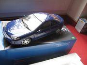 Ford Cougar blaum 1 18