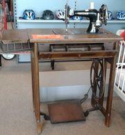 Gritzner Nähmaschine Antik