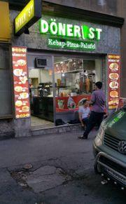 Komplett eingerichtete Pizzeria &