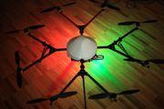 Großer neuwertiger Oktokopter professionelle Drohne