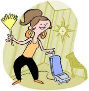 Putzfrau sucht Arbeit