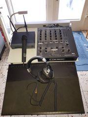 DJ Musikanlage