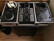 Pioneer DJ Komplettset