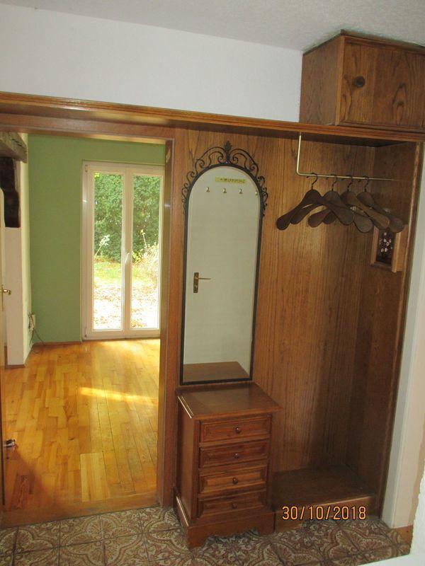 Garderobe Spiegel Schmiedeeisen In Eichenau Garderobe Flur