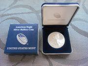 USA1 Dollar Silver