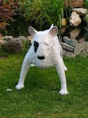 Bullterrier Figur XXL