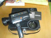 Super 8 Kamera von COSINA -