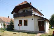 Ungarn Haus auf der Westseite