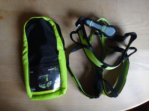 Klettergurt Edelrid Finn Xxs : Klettergurt günstig gebraucht kaufen verkaufen