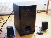 Teufel cc202sw aktiver Stereo Lautsprecher