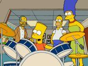 Drummer such Band (