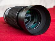 NIKON Tele 70-210mm f 4