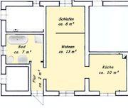 Kleine Wohnung in
