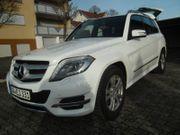 Mercedes-Benz GLK 250 CDI DPF