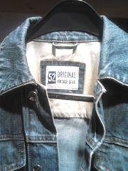 Coole und trendige Jeansjacke zu