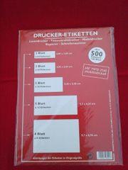 Drucker - Etiketten , Photo