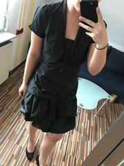 Cocktail Kleid mit Jäckchen