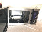 EDS Mikrowelle mit Doppelgrill Heißluftfunktion