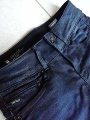 Dunkelblaue Jeans G-star Raw Größe