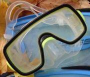 Kinder-Taucherbrille Unidive
