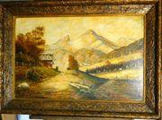 Gemälde Ölgemälde alt