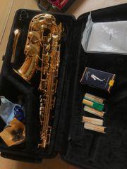 Alt Saxophon Yamaha