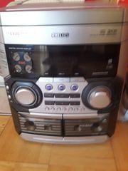 Phillips 3 er CD microanlage