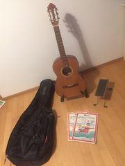 Konzertgitarre Pro Natura 3 4