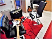Blues-Rock Gitarren