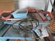 Elektrische Fliesenschneidemaschine