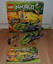 Lego Ninjago 9447
