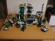 lego city police stationen