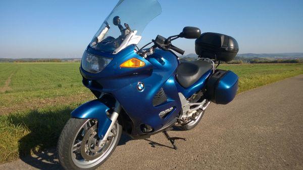 Verkaufe BMW K1200RS » BMW