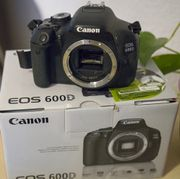 Canon 600D/ Rebel