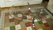 Wohnzimmer Glastisch Couchtisch