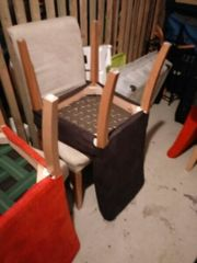 Esszimmerstühle 8 Stück