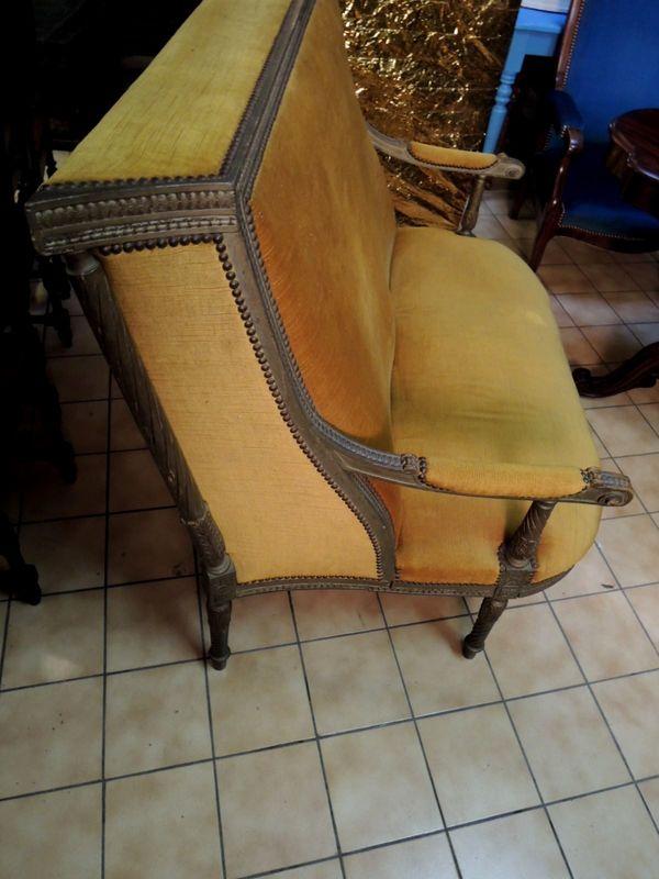 Barock Biedermeier Sofa 2 Sitzer Couch Sehr Alt Raritat In Koln