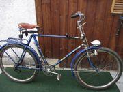 Oldtimerfahrräder zu verkaufen Damenfahrrad Herrenfahrrad