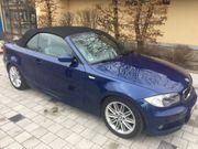 BMW 120d Cabrio M Ausstattung