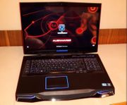 Laptop Alienware M18x Base im