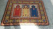 Handgeknüpfter Teppich sehr hochwertige Qualität