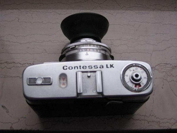 Zeiss ikon contessa kamera in sasbachwalden foto und zubehör
