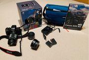Verkaufe Canon EOS M5 Systemkamera